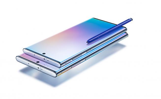 Samsung Galaxy Note10 дефинира представите за мощ