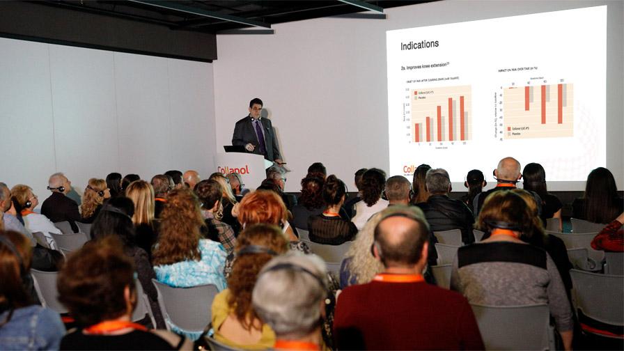 Уважаваният имунолог Джим Луго представя последното нововъведение за успешно справяне със ставните проблеми