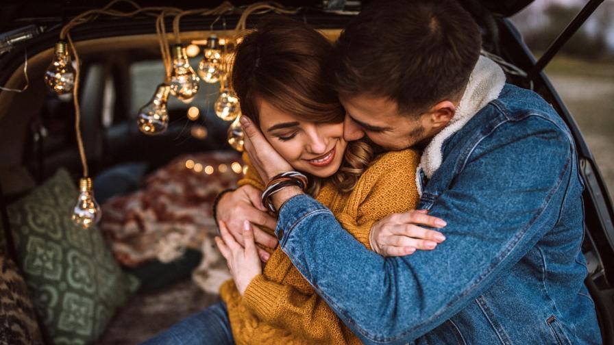 любов връзка двайка щастие
