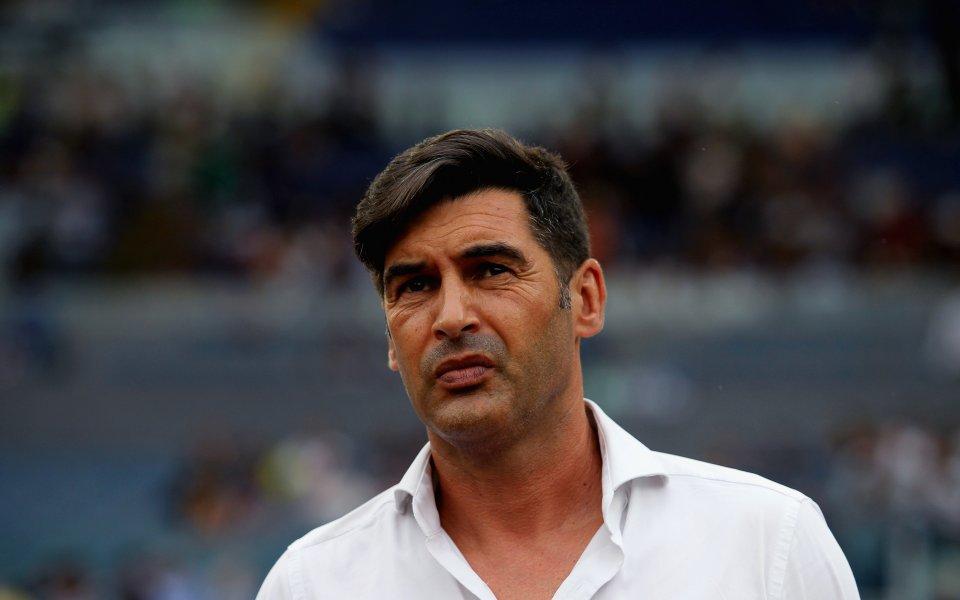 Треньорът на Рома: Срещу Лече ще има промени