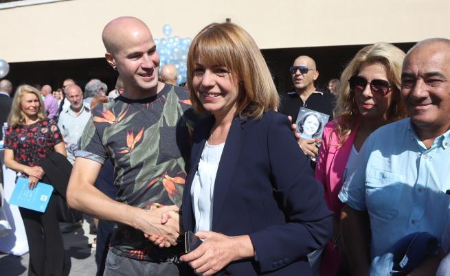 На специално събитие кандидатът за кмет на София Йорданка Фандъкова представи програмата си за следващия мандат на управление.