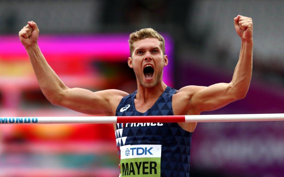 Световният шампионКевин Майер определи Световното по лека атлетика в Доха