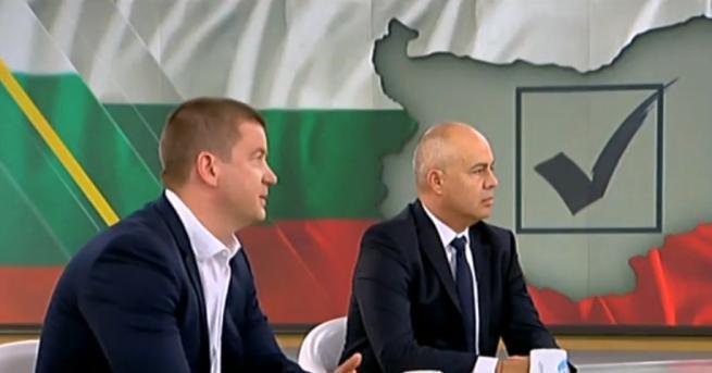 Снимка: Тодоров от ГЕРБ: За предсрочни избори не може да се говори