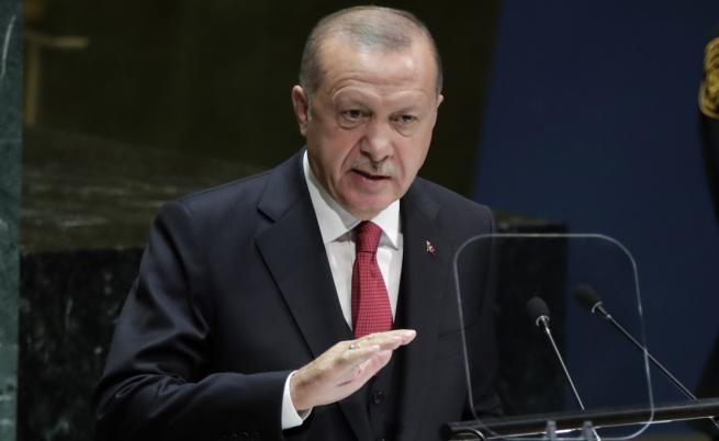 Ердоган: Събудиха спящия великан, ще си понесат последствията
