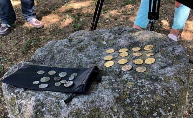 Откриха златно съкровище край Девня