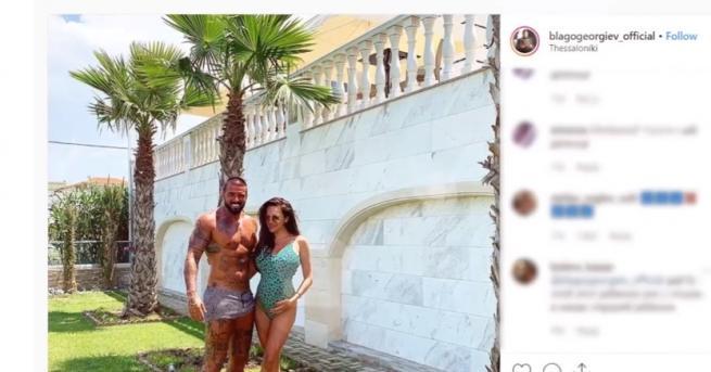 Снимка: Златка Райкова и Благо Георгиев станаха родители