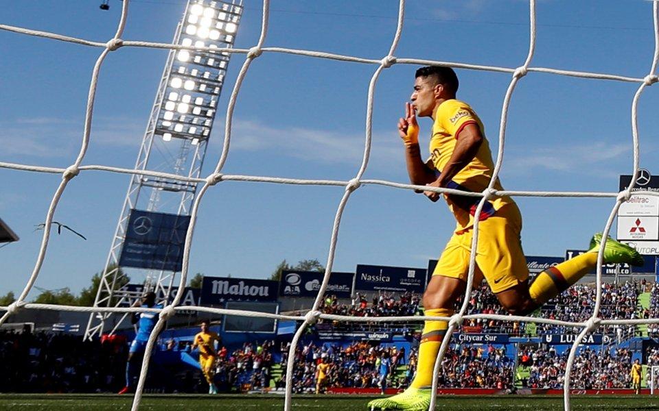 Барселона е набелязал вече кой футболист да замени Луис Суарес