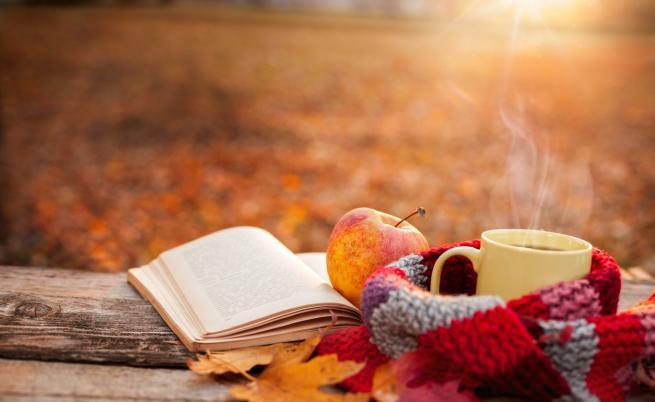 Книгите, които да прочетем през октомври