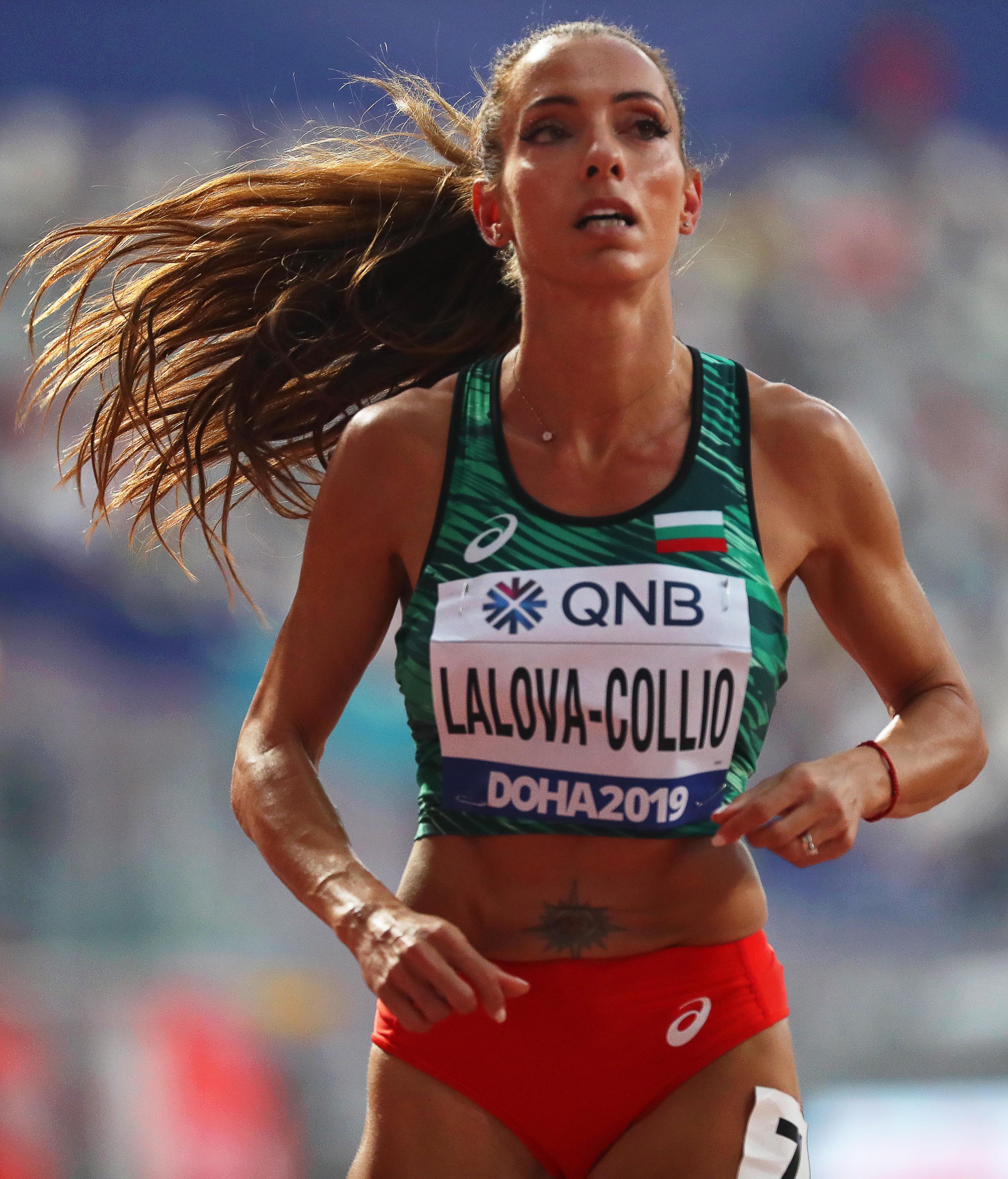 Ивет Лалова се класира за финала на 200 метра при жените на Световното първенство по лека атлетика в катарската столица Доха.