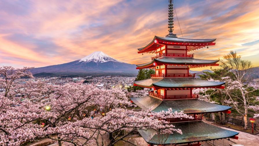Загива ли Япония