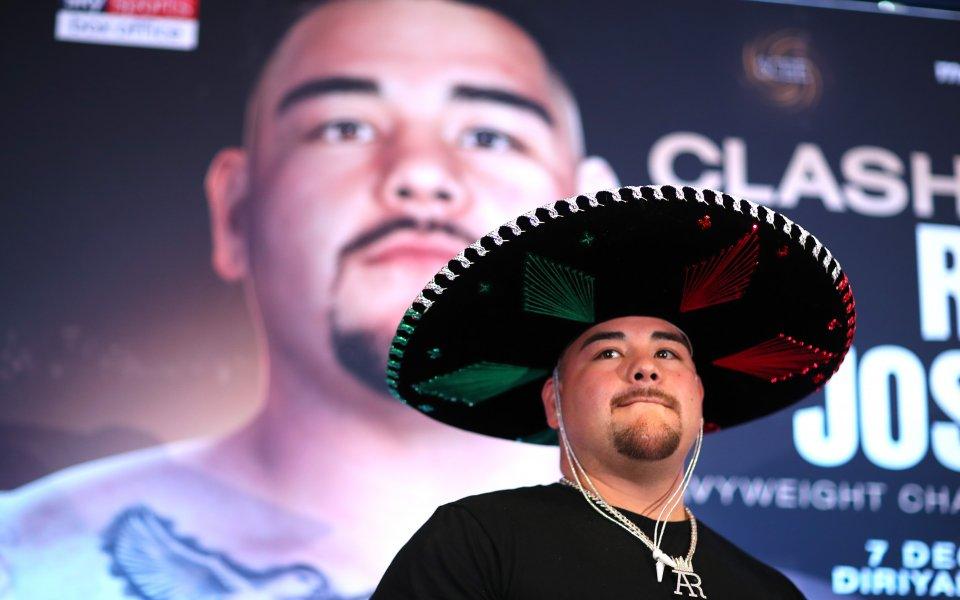Руис: Джошуа трябва да си почине от бокса при нова загуба