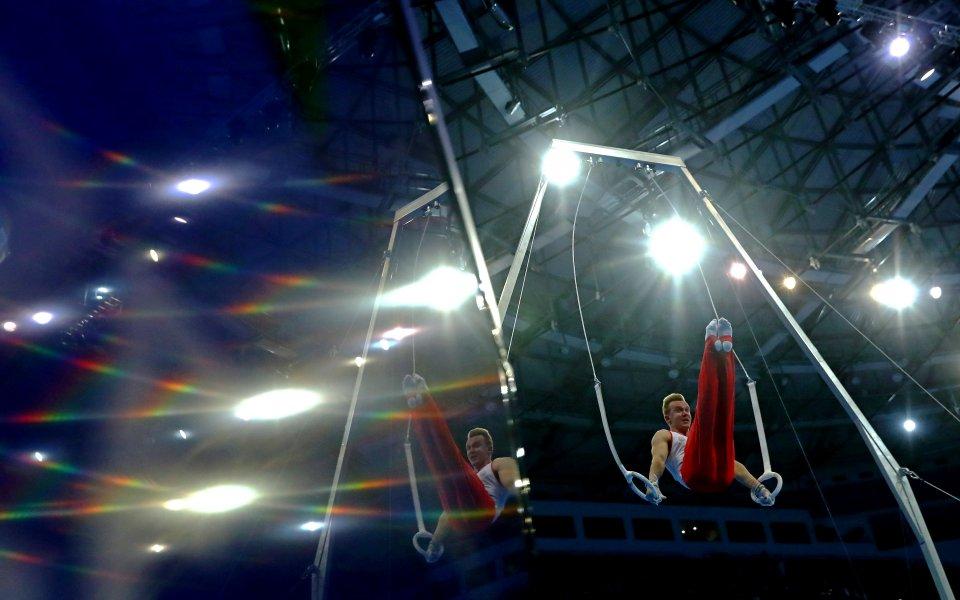 Изкуствен интелект в помощ на съдиите по спортна гимнастика
