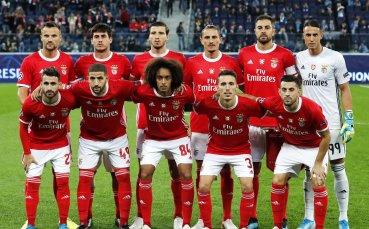 Гневът на феновете на Бенфика изля под нова форма върху играчите