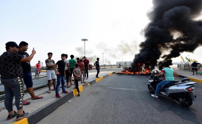 Защо има протести в Ирак и кой седи зад тях