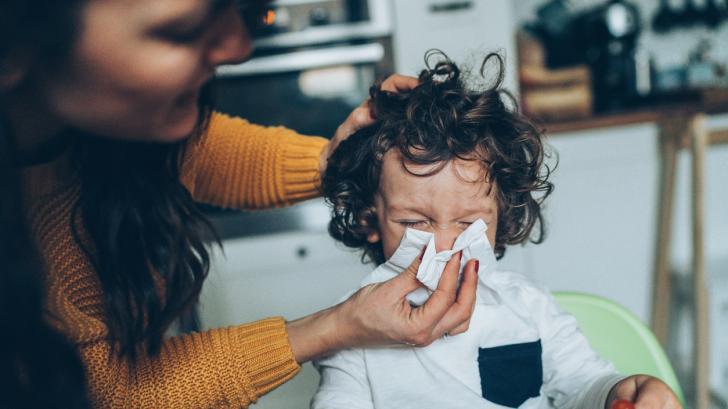 За лимоните и другите грешки, които допускаме, когато детето настине