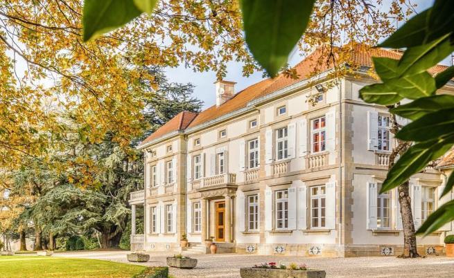 Резиденцията на Пиер Фабр