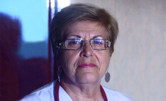Д-р Красимира Динкова, д.м., специалист по Пневмология и фтизиатрия, ВМА  София