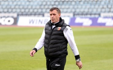 Бруно Акрапович: Доволен съм от второто полувреме