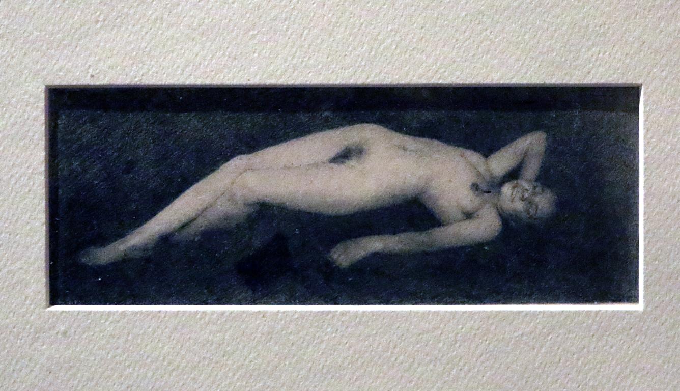 <p>Луиджи Болонгаро, Италия. Голо женско тяло, литография</p>