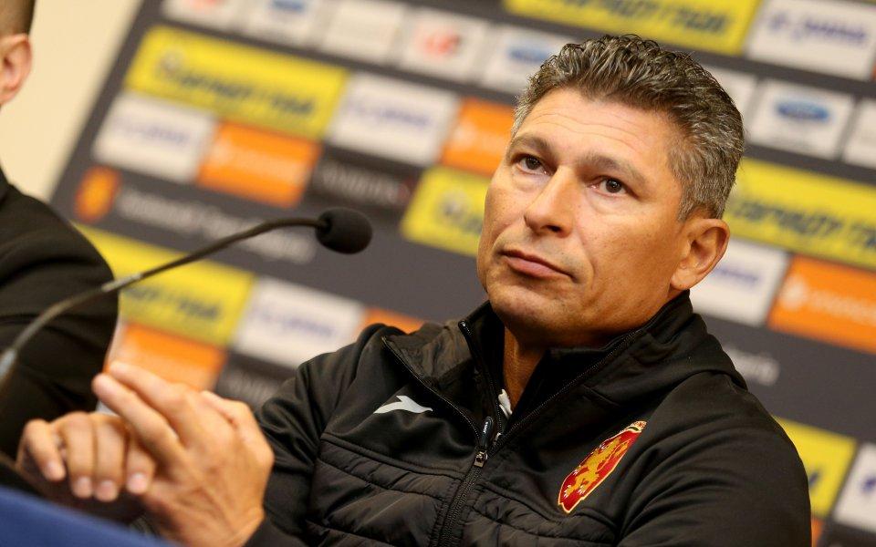 Бала: Николай Михайлов е сред авторитетите в националния отбор