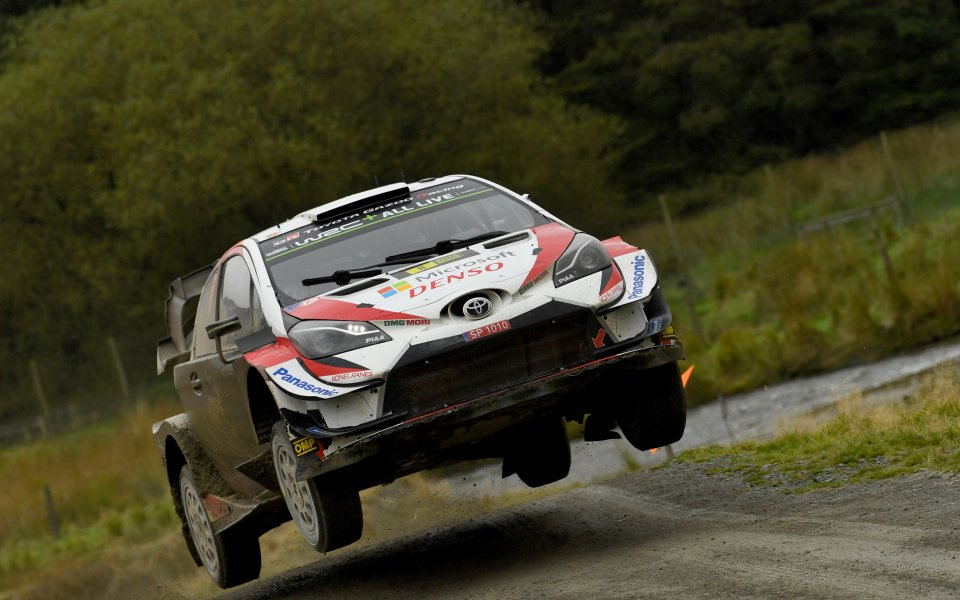 От Танак спечели Рали Уелс и докосва титлата във WRC