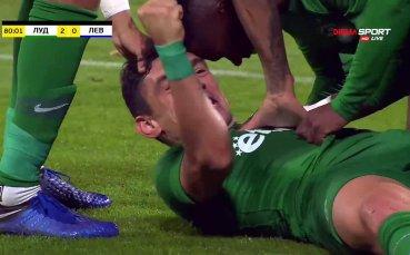 И Кешеру наказа Левски – 2:0 за Лудогорец