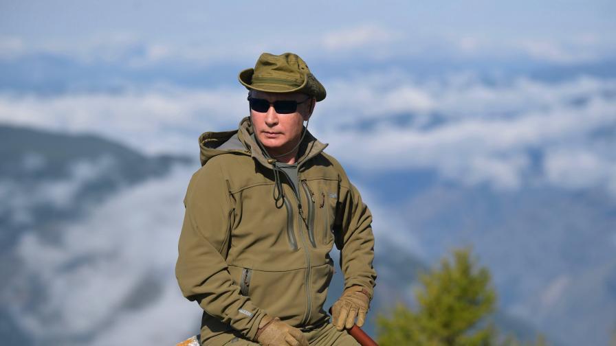 Фенове на Путин ще получат почивка в Сибир