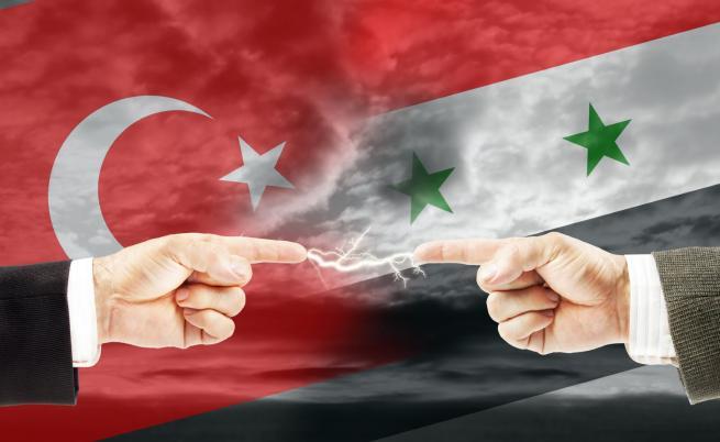 Турция нанесе удари в Сирия