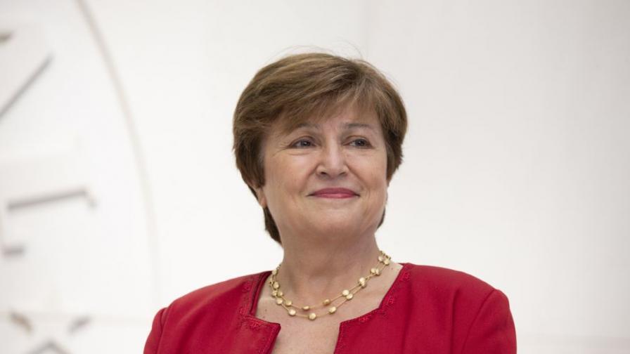 Кристалина Георгиева сменя първия заместник-директор на МВФ Дейвид Липтън