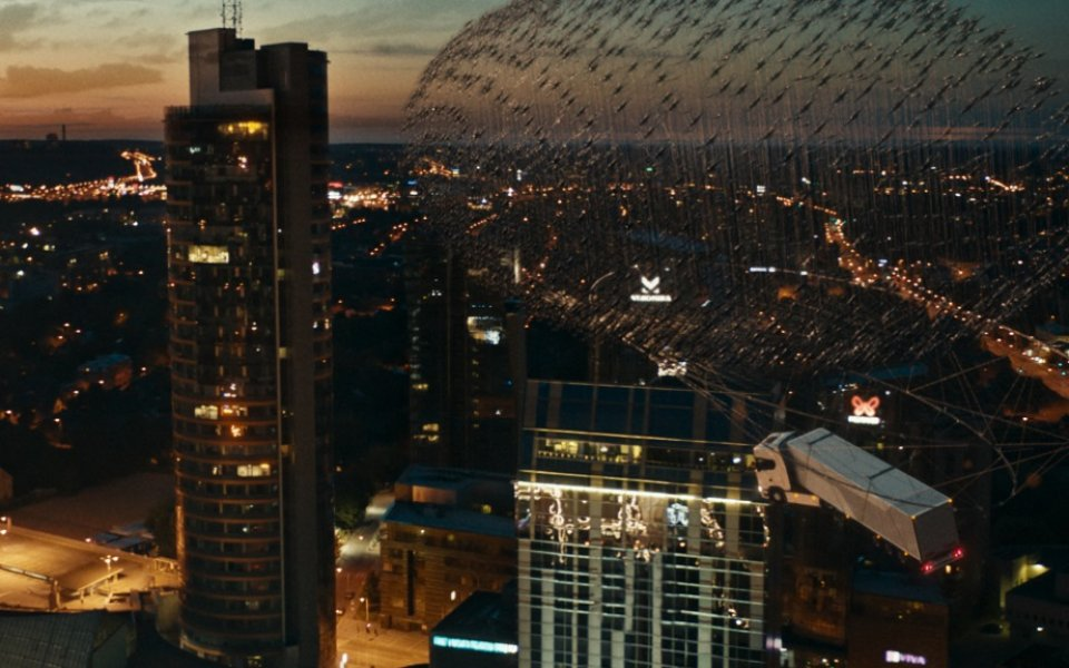 Стая на бъдещето - картината на бъдещата мобилност