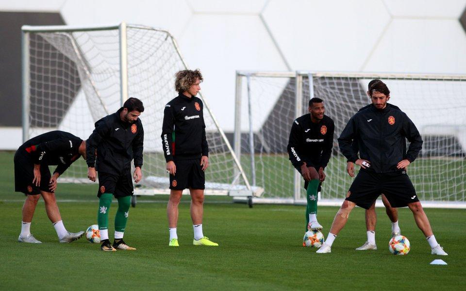 УЕФА назначава съперник на България за контрола