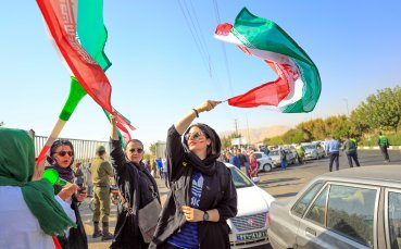 Забраниха на Иран да приема международни мачове