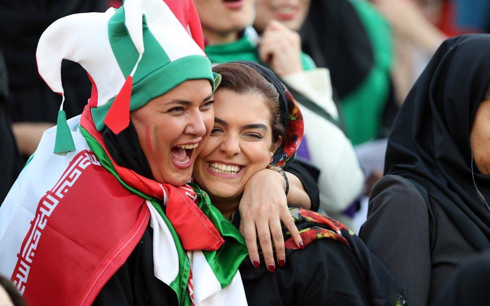 Иран разгроми гостуващия Камбоджа с 14:0 (7:0)в мач от група