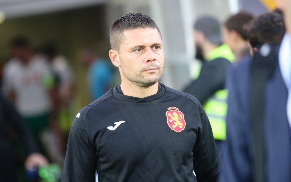 Сашо Димитров: Има два пътя – българщината или да следваме задачите си