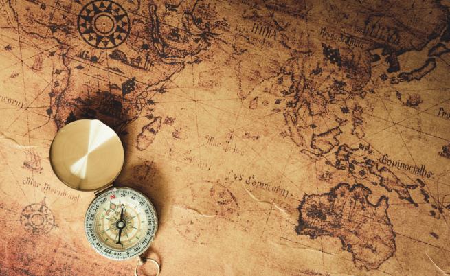 10 карти от древността до днес, които промениха света