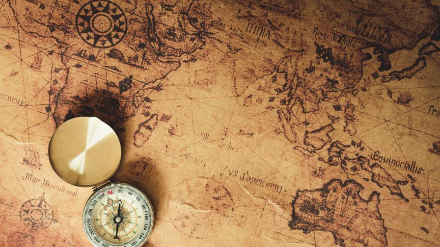 <p><strong>10 карти</strong> от древността до днес, които <strong>промениха света</strong></p>