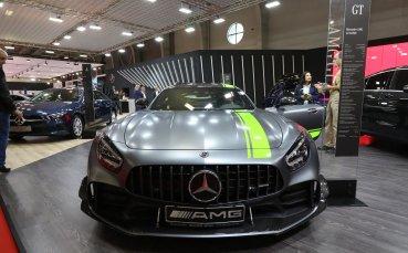 Mercedes показва сериозно лице на Автосалон София 2019