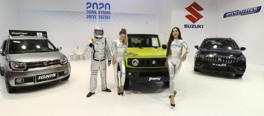 Автомобилен салон София 2019 отвори врати в Интер Експо Център
