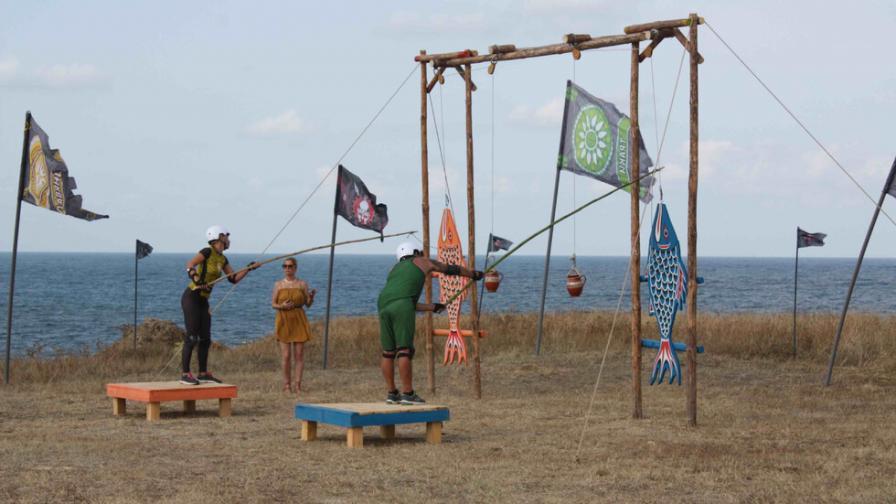 """Понеделник в """"Игри на волята"""": Едно от племената изчезва"""