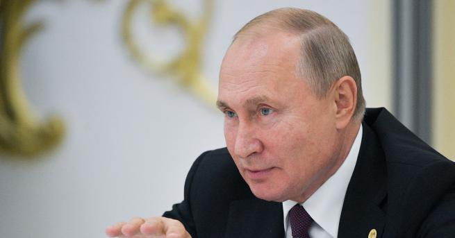 Свят Путин: Не съм радостен, че НАТО приближава Русия Руският