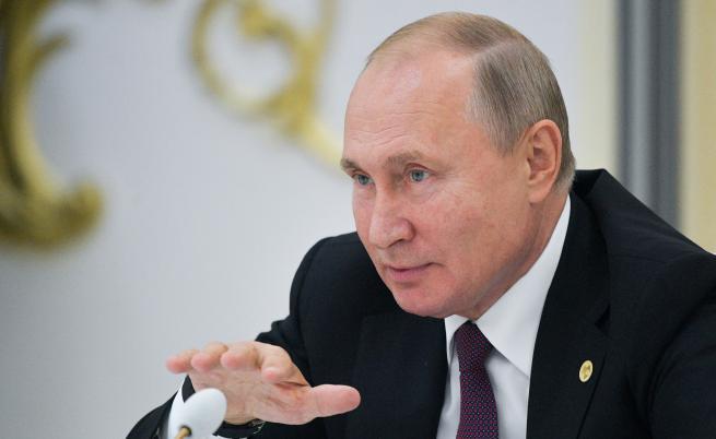 Путин: Не съм радостен, че НАТО приближава Русия
