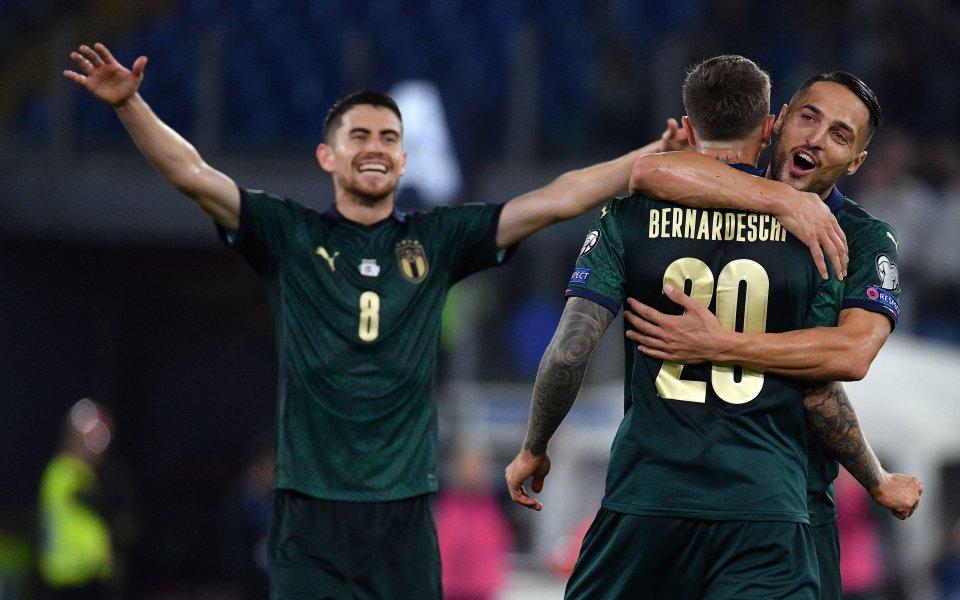 Отборът на Италия си осигури участие на Европейското първенство догодина,