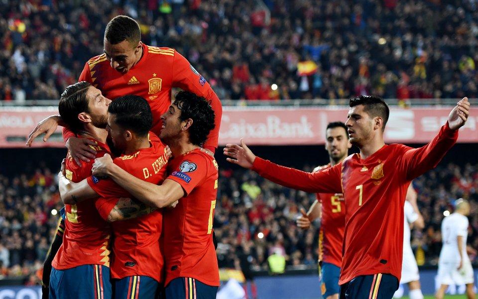 Испания ще играе контрола срещу Португалия през юни