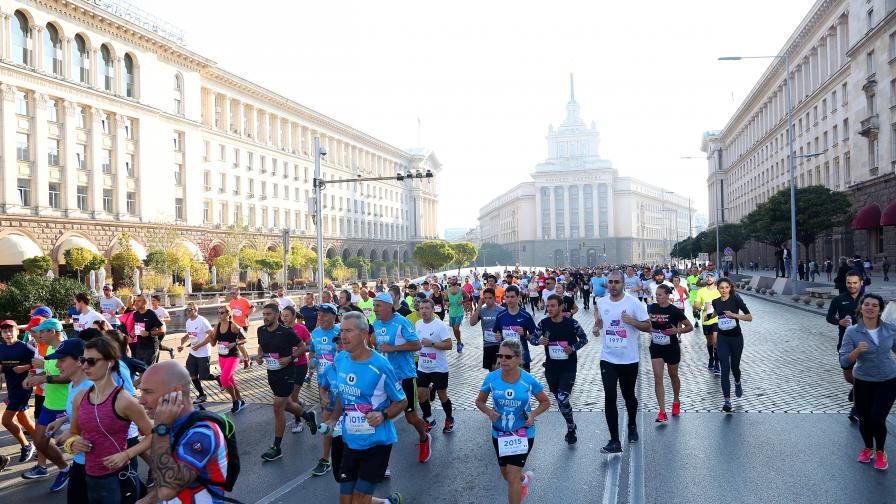 Кениец спечели Софийския маратон тази година