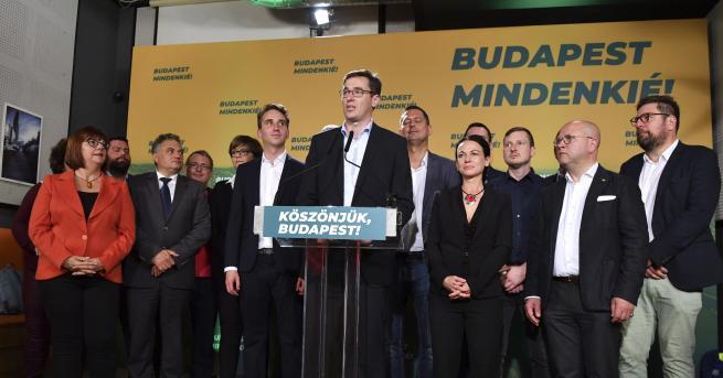Свят Тежък удар за Орбан - загуби Будапеща на местните