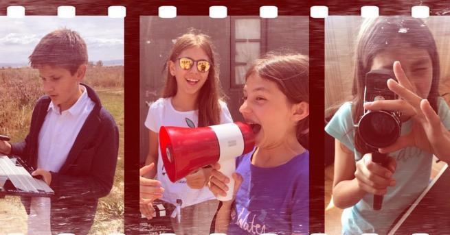 Деца правят кино в Киномания 2019 Започна подбора на кратки