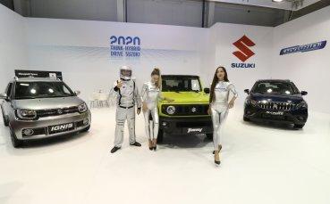Suzuki на Автомобилен салон София 2019