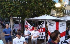 Брутален расизъм спрямо България