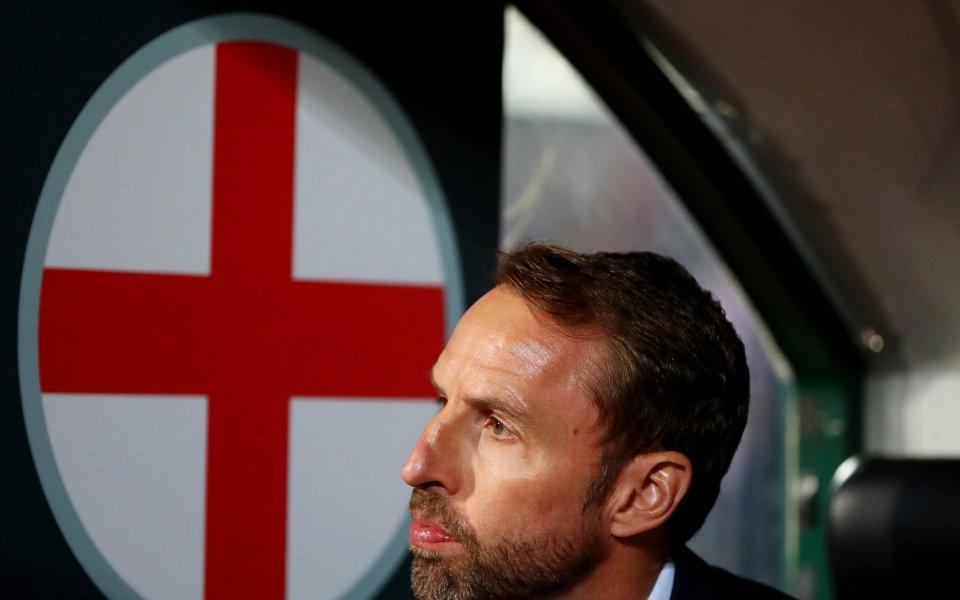 Селекционерът на Англия Гарет Саутгейт коментира разгромната победа с 6:0
