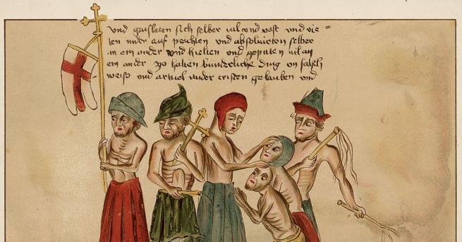 Любопитно Един ден в Средновековието – чума, рицарски дуели и